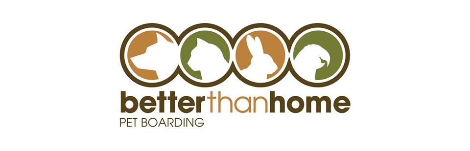 Better than home logo
